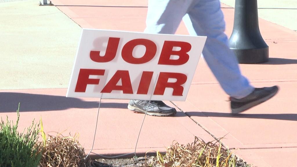 Open Air Job Fair Pic0