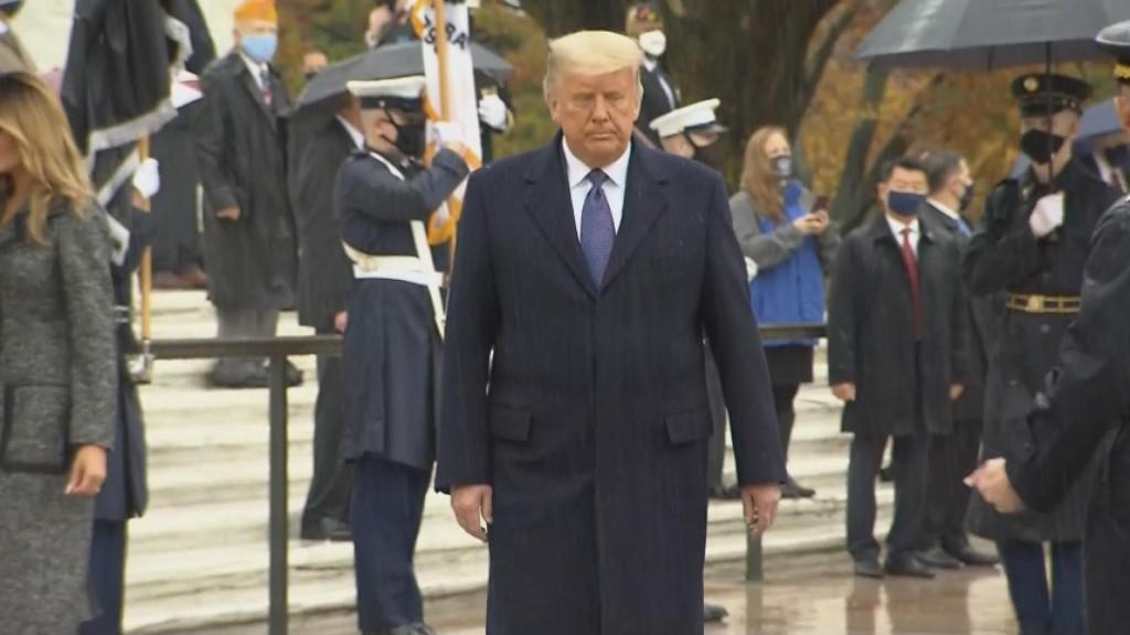 Trump Roadblocks Continue