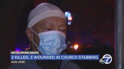 Church Stabbing