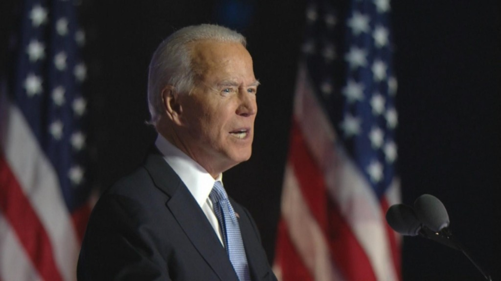 Gop Support For Biden Grows