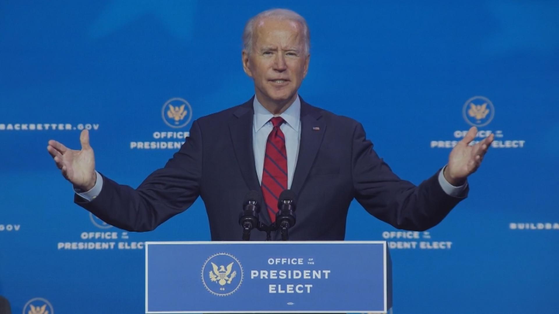 Joe Biden May Jobs Report Briefing Speech Transcript - Rev