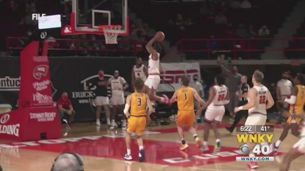 Wku Set To Face Charlotte In New Year's Day Matchup, Opening C Usa Play