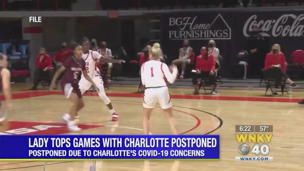 Lady Toppers Weekend Series With Charlotte Postponed Due To Covid 19