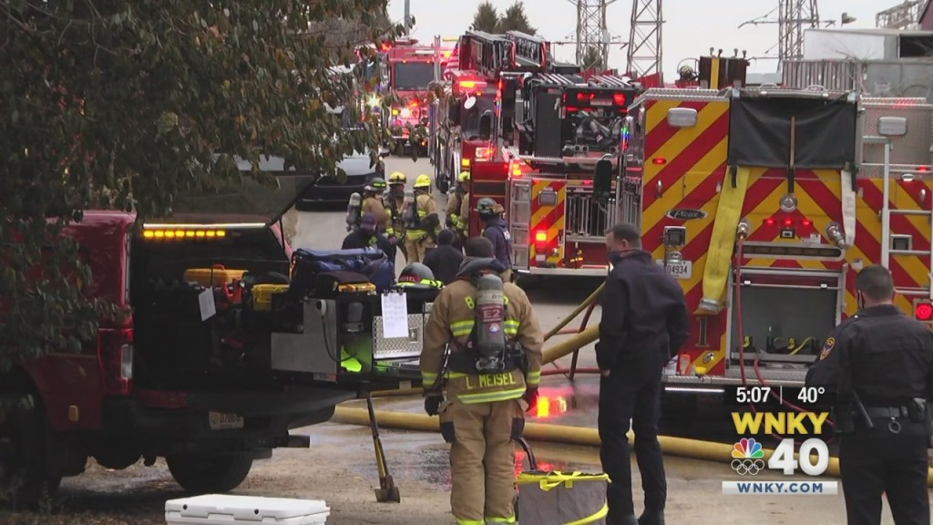 The Red Cross Has Been Called To Help A Family Following A Thursday Morning Fire