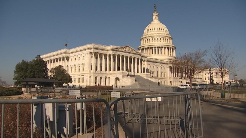 Fbi Warns Of More Violence In Wake Of Capitol Riot