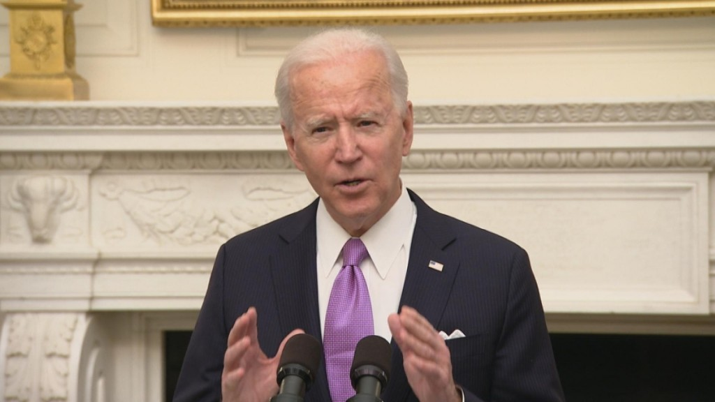 Biden Lays Out Covid Battle Plan