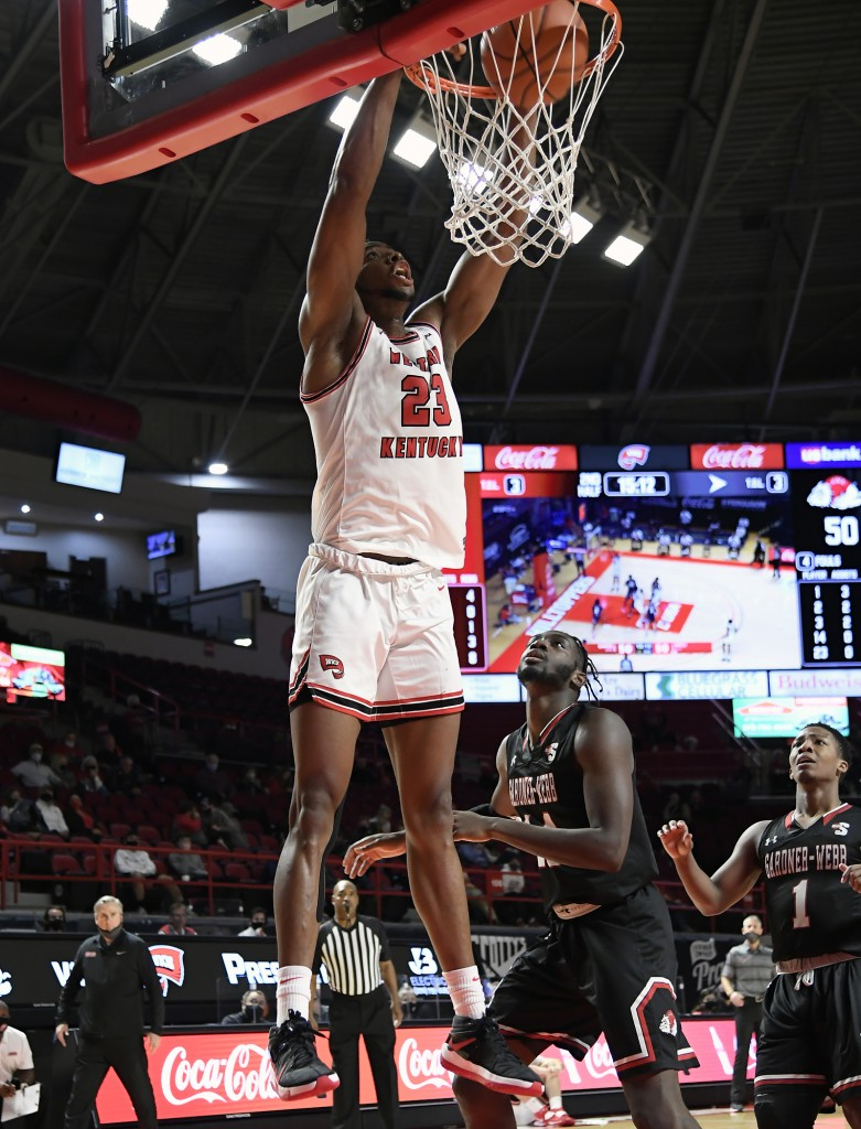 Ncaa Men's Basketball 2020: Gardner Webbvs Wku
