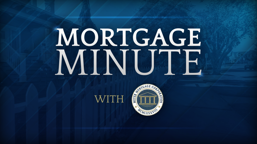 Mortgage Minute Monitor