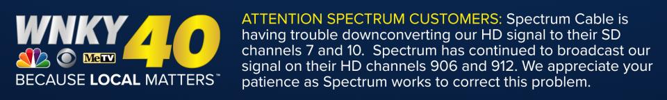 Spectrum Notice Web