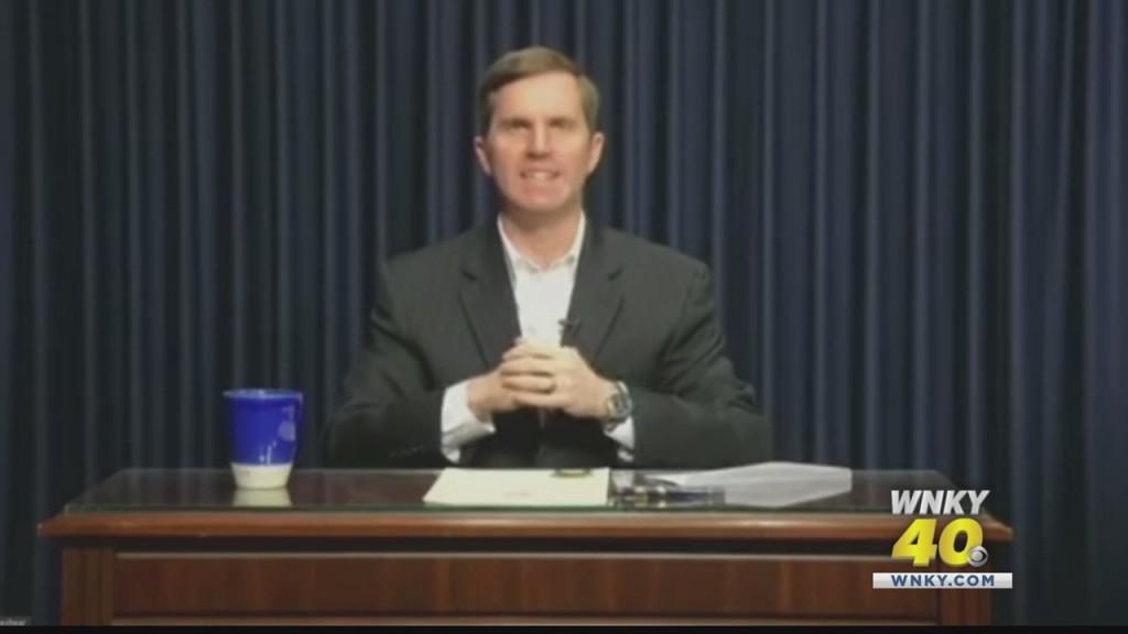 Gov. Beshear Donates Nearly $16k From Inaugural Fund To Feeding Kentucky