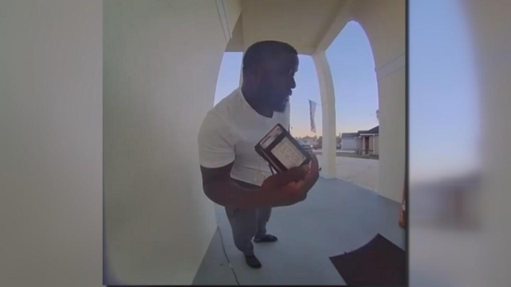 Good Samaritan Delivers Lost Wallet
