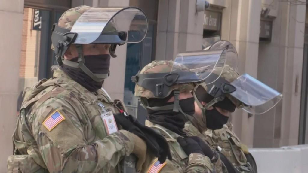 Security Threat Scrambles Capitol Hill Schedule