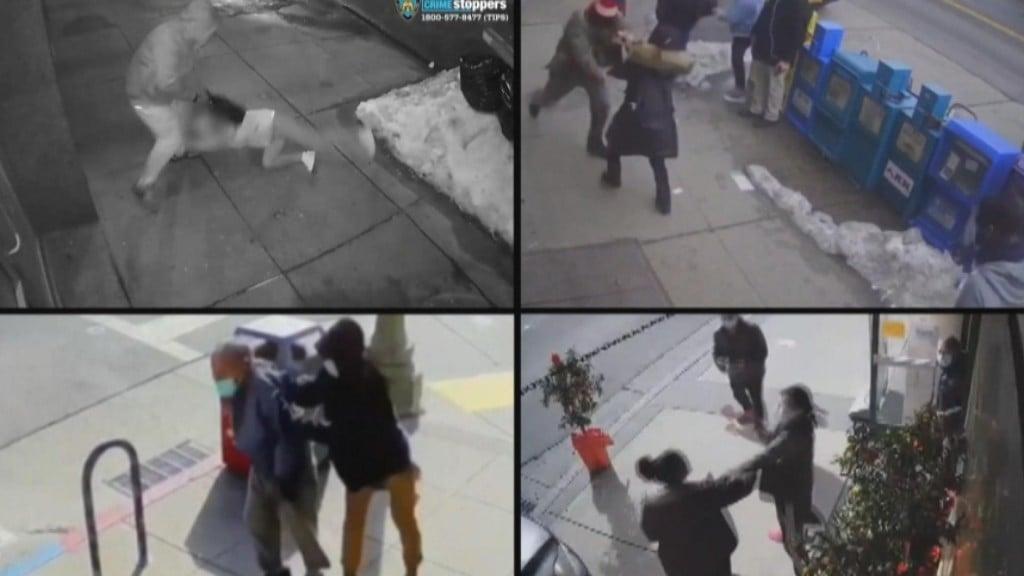 Attacks Put Focus On Anti Asian Hate