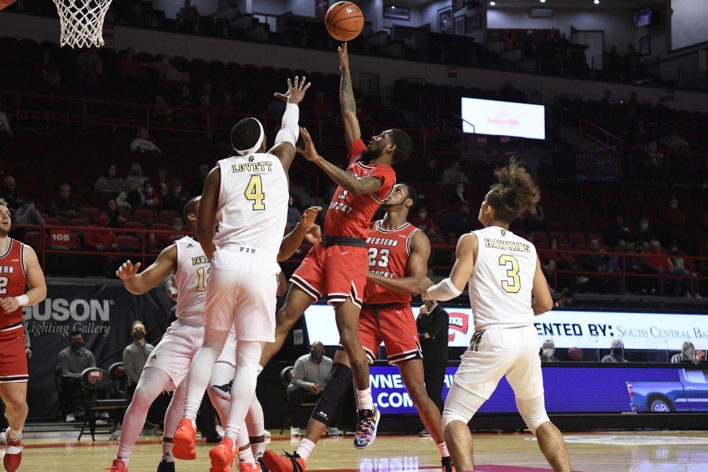 Ncaa Basketball: Fiu Vs Wku