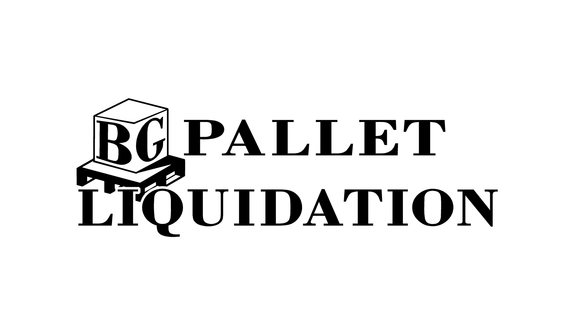Bg Pallet Liquidation Web Page