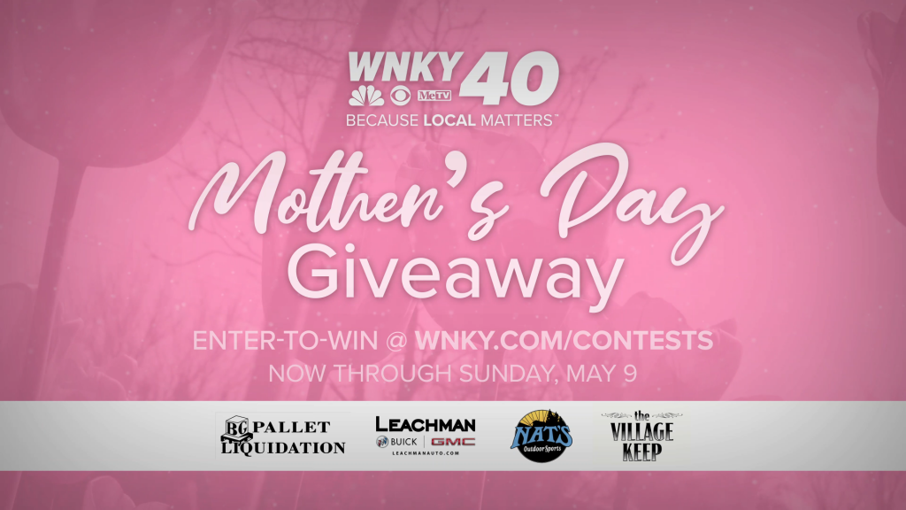 Mothers Day Giveaway Feature Image
