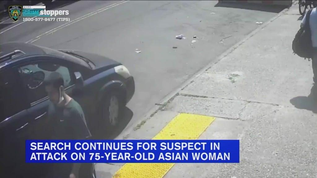 Asian Attacker