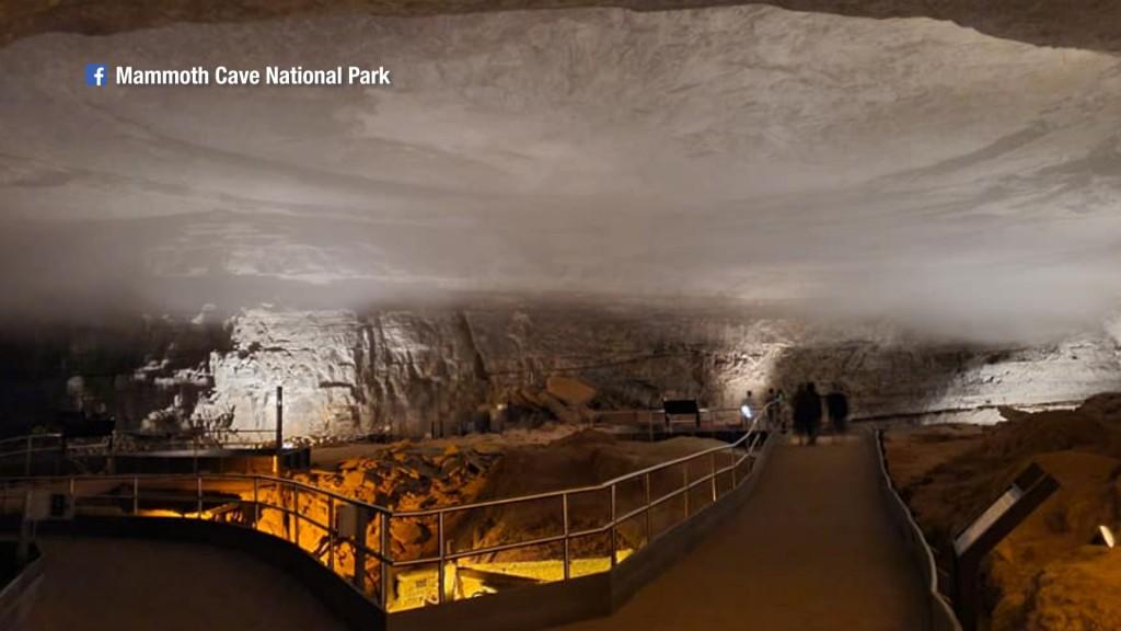 Fog In Cave