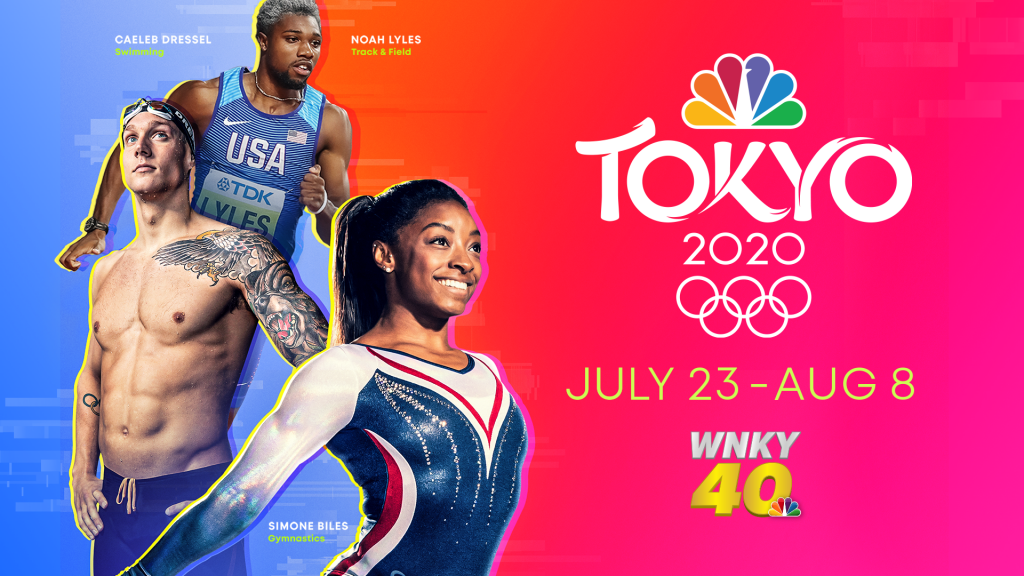 Olympics 2020 Gfx