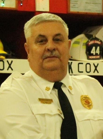 Fire Chief Suspended
