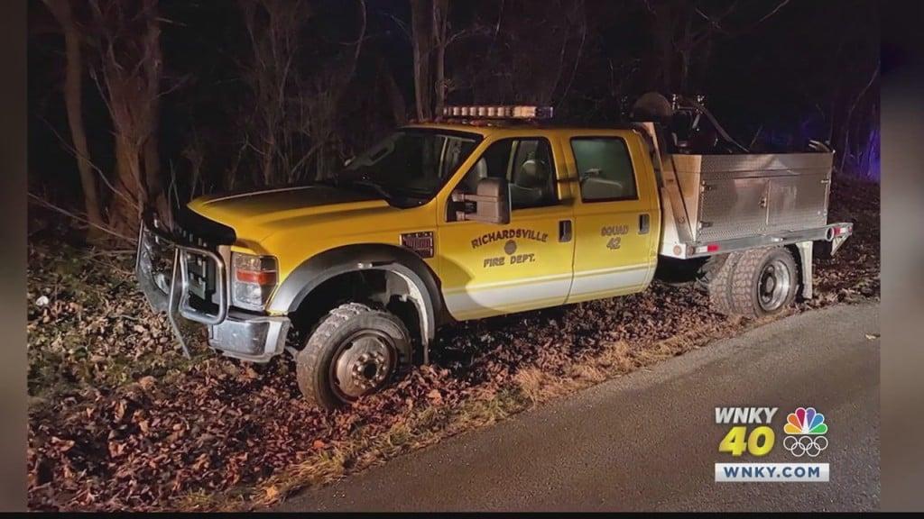 Stolen Fire Truck