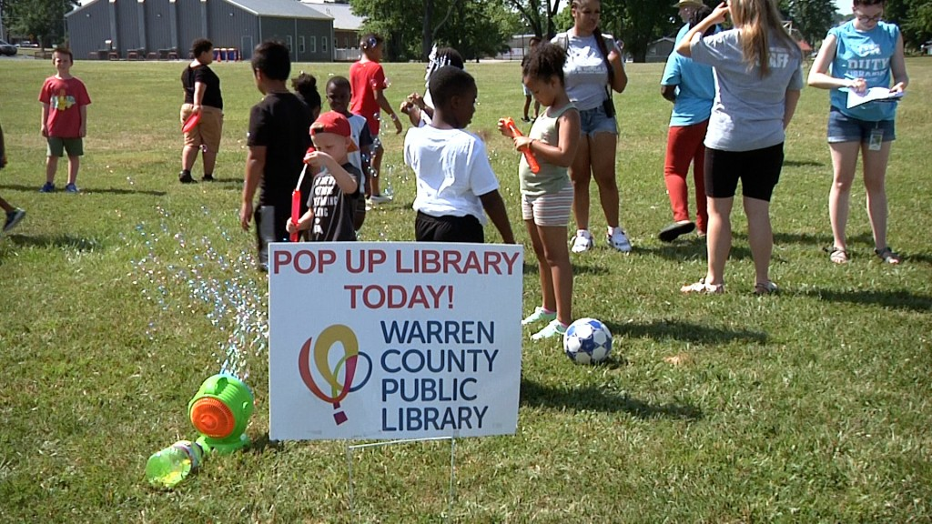 Pop Up Library Pic0
