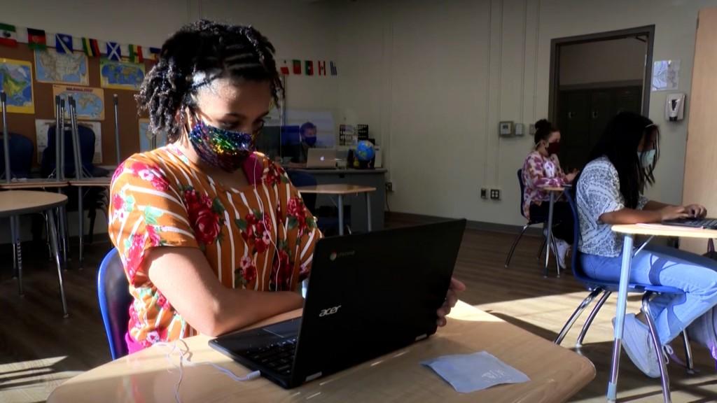 Masks In Schools