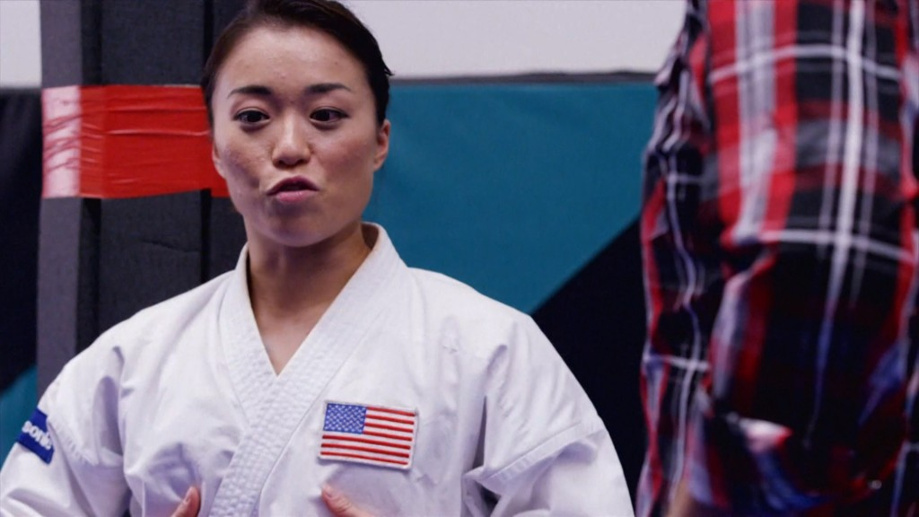 Introducing A New Olympic Sport: Karate
