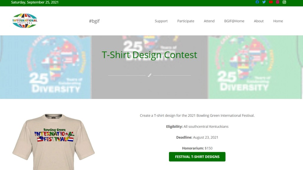 T Shirt Contest Pic0
