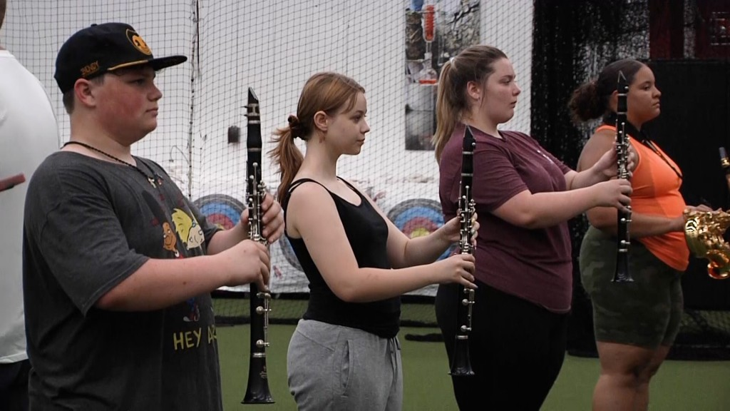 Clarinets March
