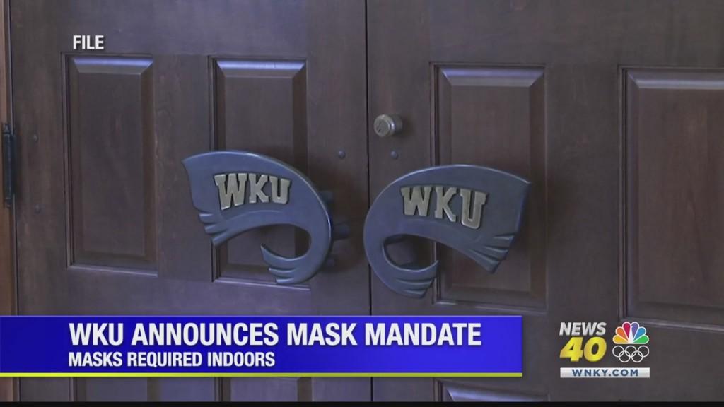 Wku Mask News 080421