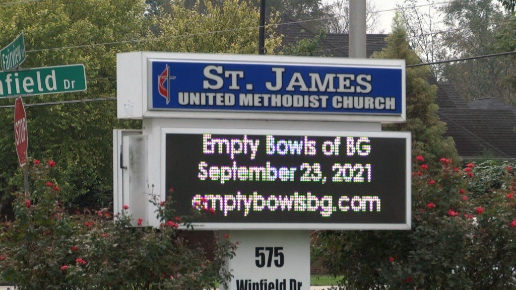 Empty Bowls 2021 Pic0