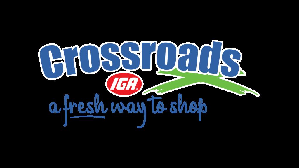 Crossroads Iga Logo