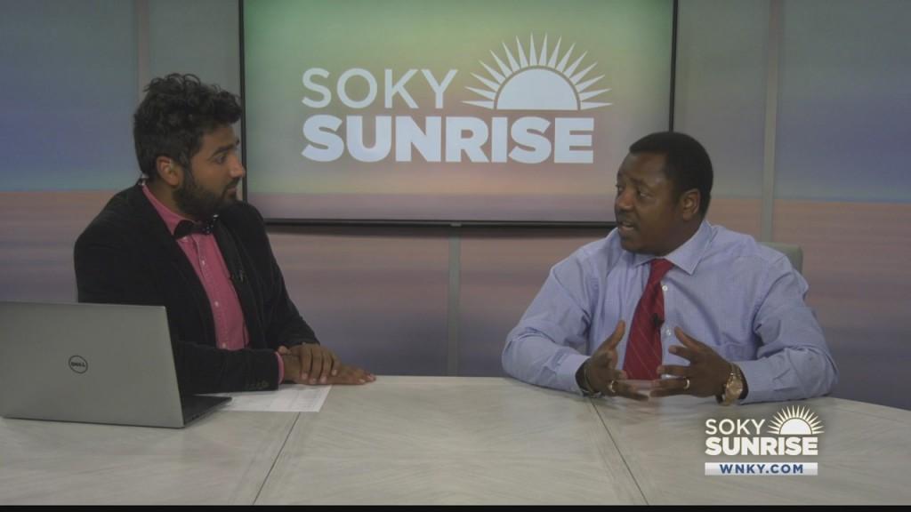Sunrise Spotlight International Center Of Kentucky