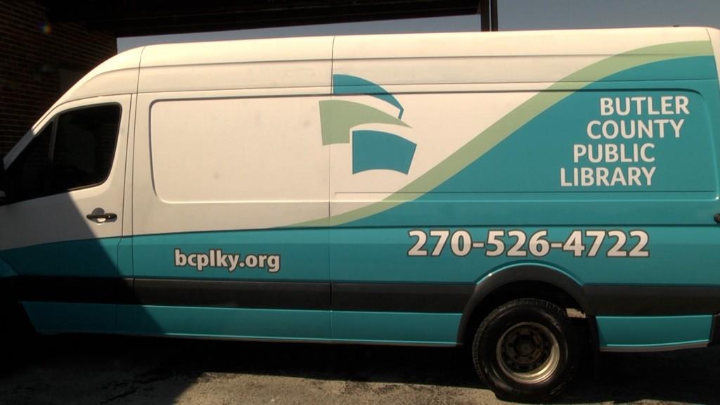 Butler County Library Bookmobile Meghann 9292100 01 13 18still001