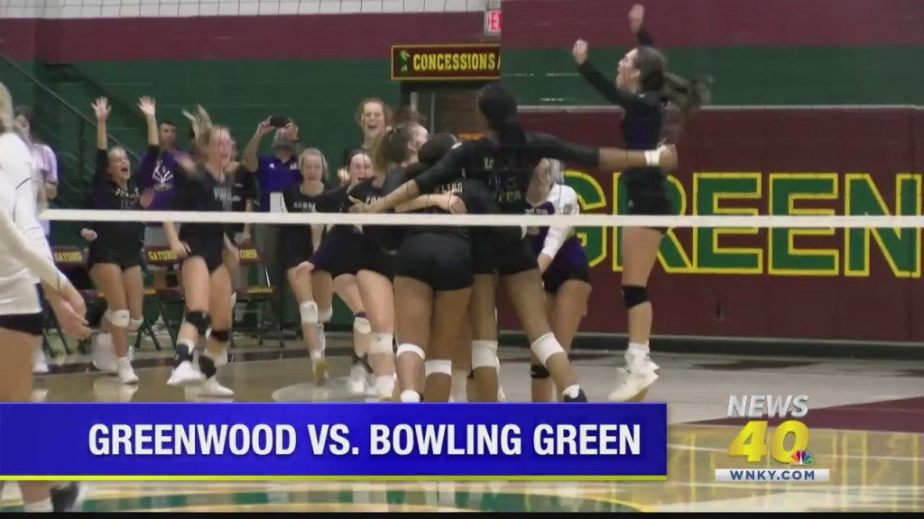Bowling Green Purples Volleyball Takes Home 14th District Championship