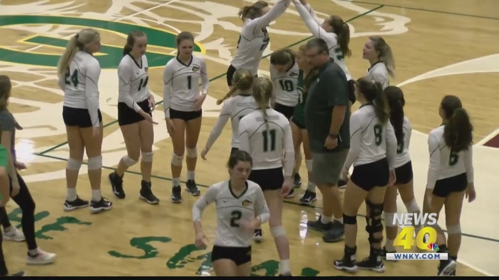 Greenwood Volleyball Advances To 14th District Championship