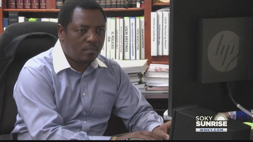 Hidden Heroes Albert Mbanfu