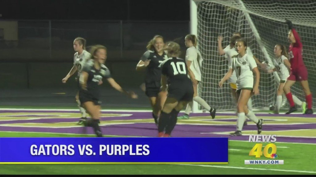Greenwood Girls And Warren Central Boys Soccer Win 14th District Championship