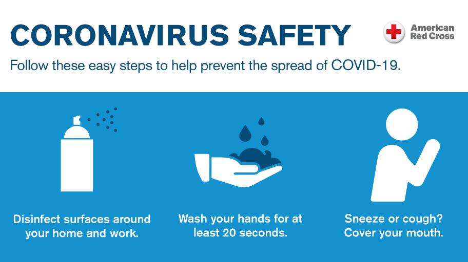 Coronavirus Safety Tw