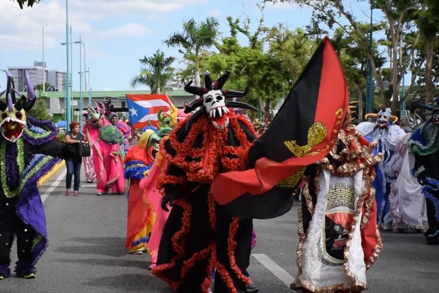 Festival De Las Mscaras De Hatillo 3