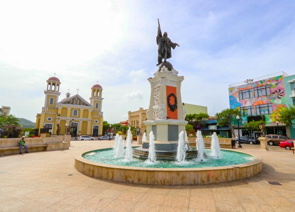 Plaza Mayaguez