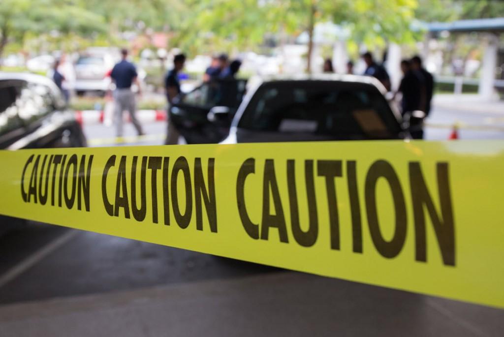 Crimescene Image