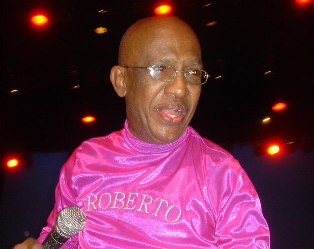 Roberto Roena En El Teatro Municipal De Cali Colombia