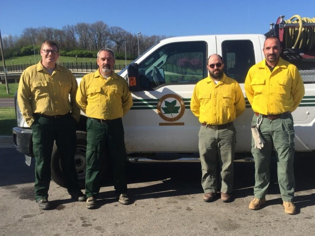 Kentucky Firefighters