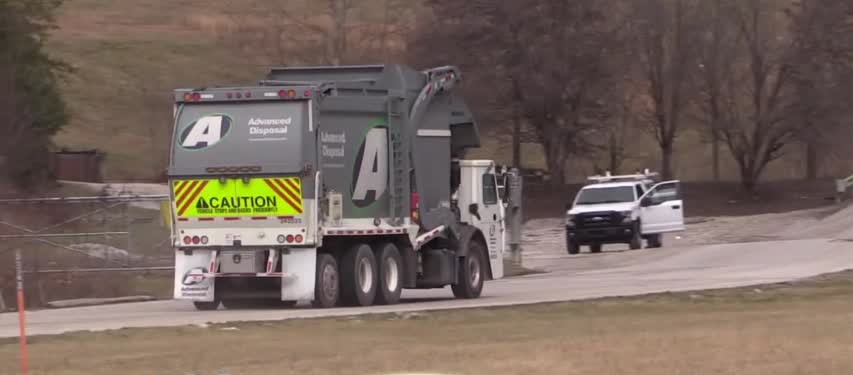 Blue Ridge Landfill in Estill County where 1