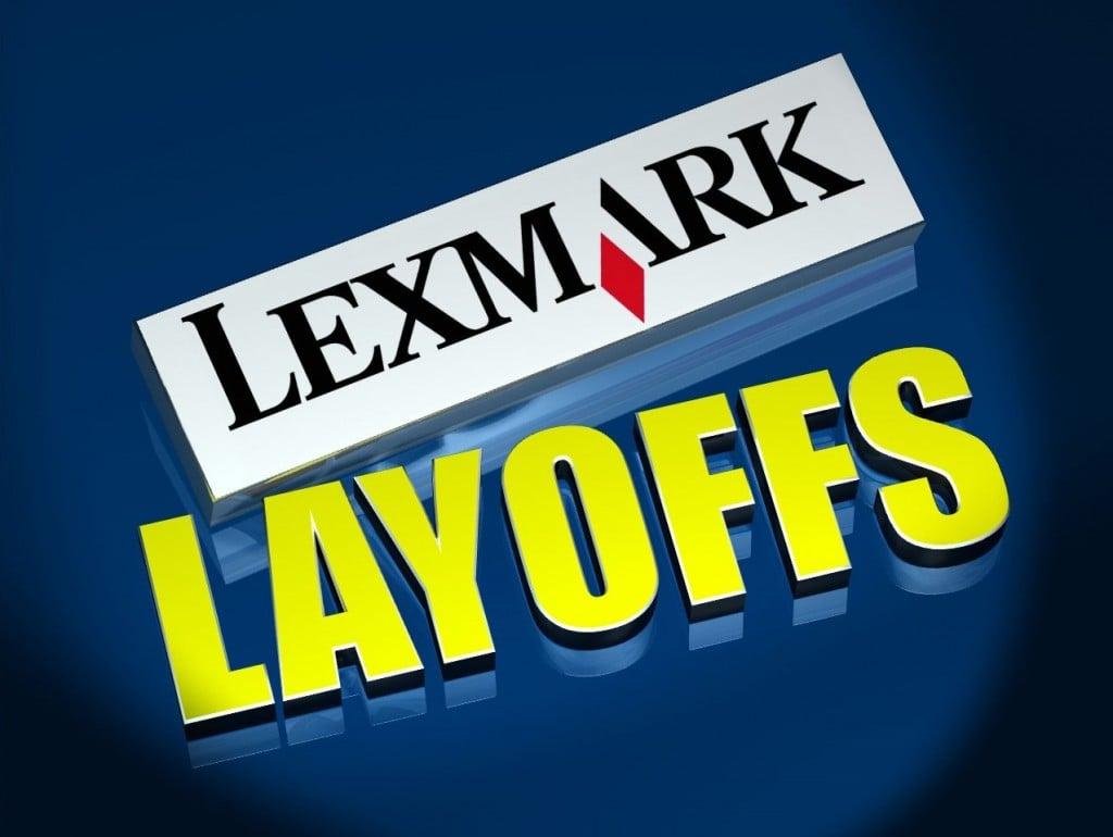 Lexmark Layoffs