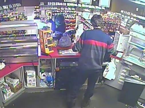Valero Robbery