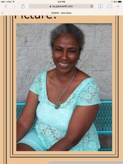 53-year old Barbara Martin Garcia subject of Golden Alert in Lexington 11-23-15