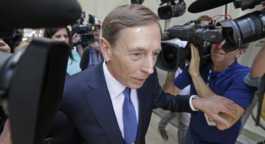 Former CIA director David Petraeus
